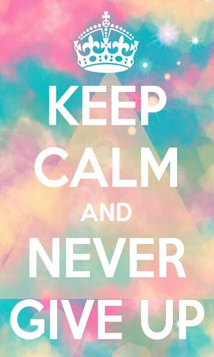 Keep Calm and ___ Wallpaper