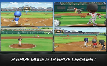 Baseball Star APK screenshot thumbnail 3