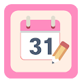 Meticulous calendar notes APK