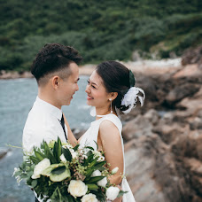 Wedding photographer Cuoi Hoa (cuoihoafotos). Photo of 10.10.2017