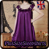 PLUS SIZE SLEEPSHIRT