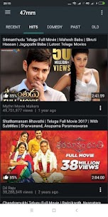 47mm – Telugu Movies App Download For Android 2