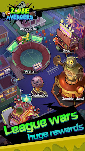 Zombie Avengers for PC-Windows 7,8,10 and Mac apk screenshot 2