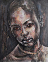 """Photo: The face of Africa (24"""" X 30"""")"""