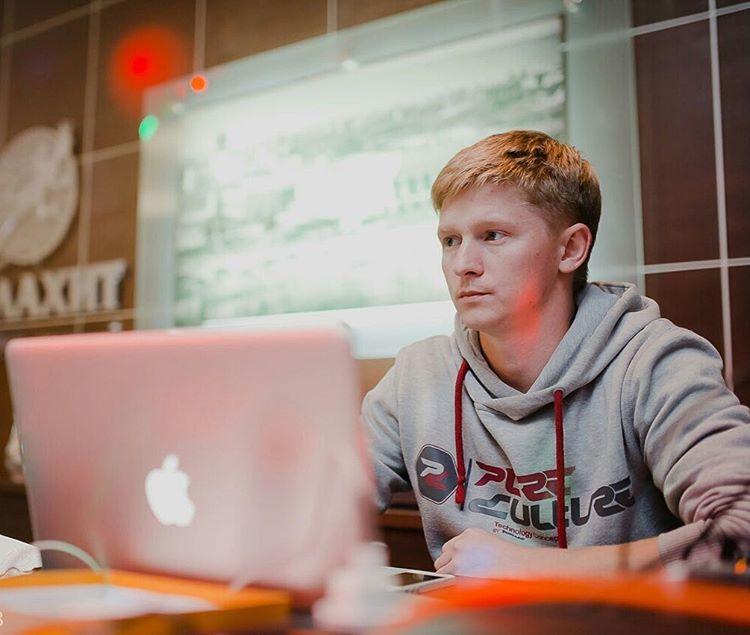 Anton Nikulin в Челябинске