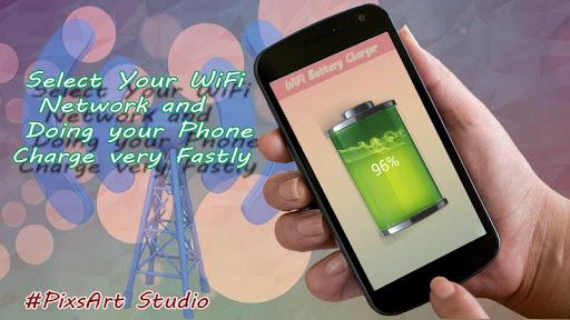 Wireless Battery Charge Prank