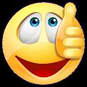 😎 WhatSmiley - Smileys, GIF, emoticons & stickers icon