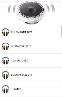 Smooth Jazz Radio- screenshot thumbnail
