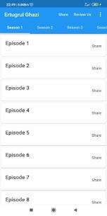 Miraj TV: Ertugrul Ghazi seasons in Urdu & English 1