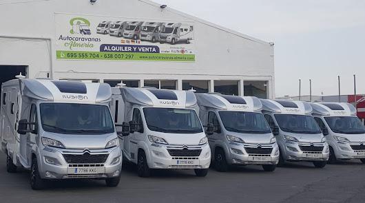 Autocaravanas Indalo pone a la venta sus autocaravanas por renovación de flota