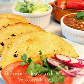 Empanadas with Corn Dough / Empanadas Con Masa De MaíZ Recipe