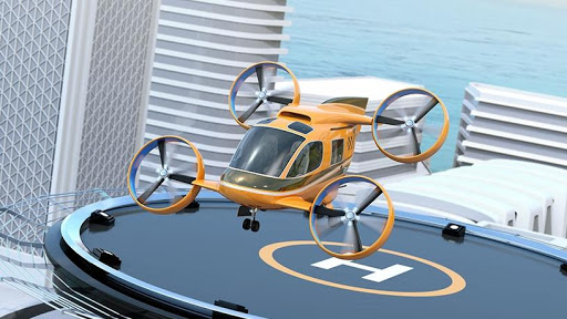 Innovations in UAV services could result in rapid proliferation of passenger drone services.