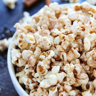 Brown Butter Cinnamon Sugar Popcorn