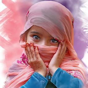 Malalai jan#3 by Kamran Khan - Digital Art People ( digitalart, swat photography, art, sweetheart, swat valley, digitalpainting, kami art, artwork, portrait, eyes, portraiture, love, pakistan, sweet, kami.pk photography, digital art, kpk, painting )