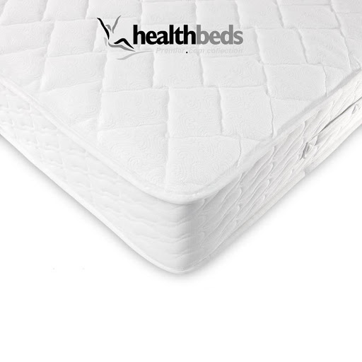 Healthbeds Memory Luxury 1000 Mattress