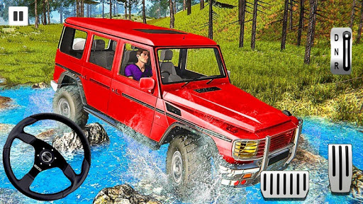 Dangerous Jeep Hilly Driver 2019 ud83dude99 1.0 screenshots 17