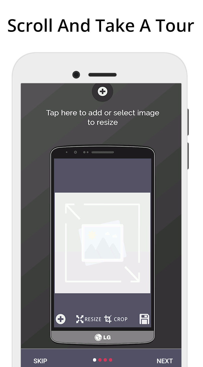 Image Resizer - Resize Pictures or Photos Screenshot 3