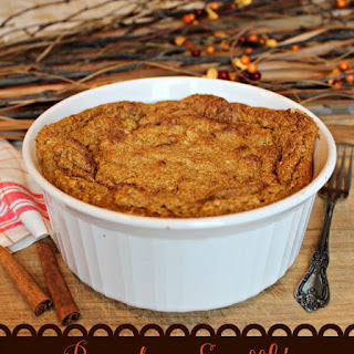 Pumpkin Souffle (Grain, Dairy, Nut Free)