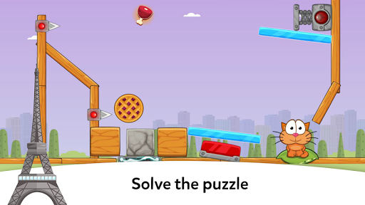 Hungry Cat ?????? :  Addition, Subtraction Math Games hack tool