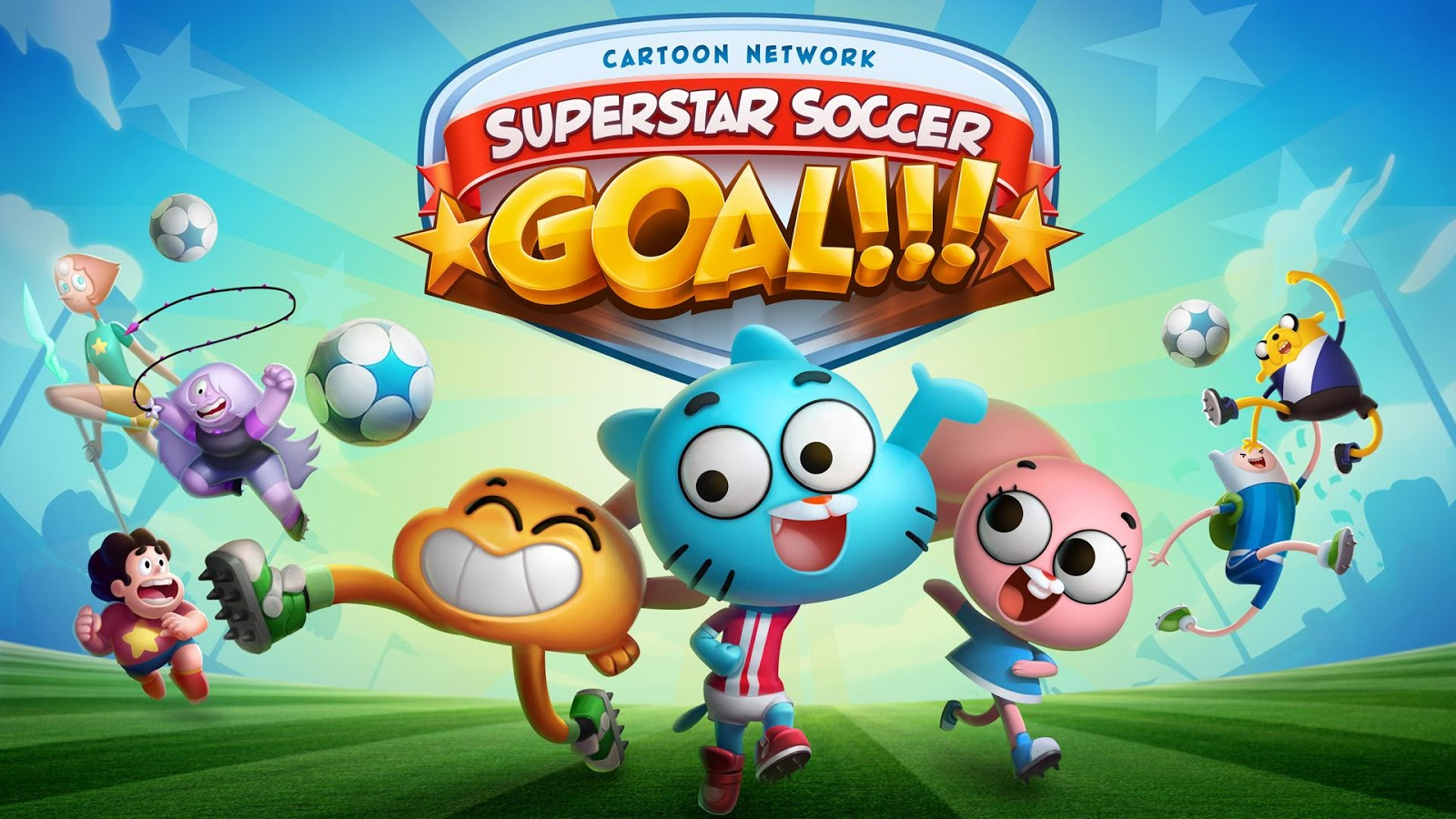 CN Superstar Soccer : Goal !!! – Capture d'écran
