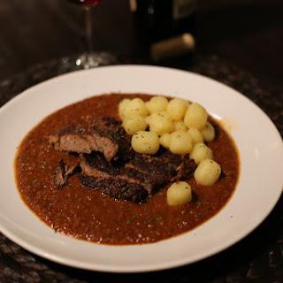 Dalmatinska Pašticada (Dalmatian Beef Stew)