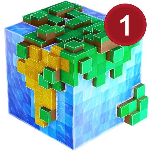 WorldCraft: Block Craft Mini World 3D Exploration