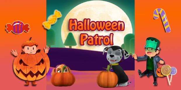 Paw Halloween Patrol - náhled