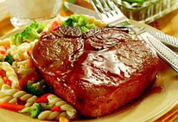 Honey Glazed Pork Chops Recipe