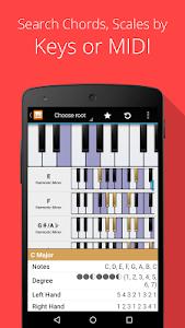 Piano Companion PRO: chord v5.3.1225