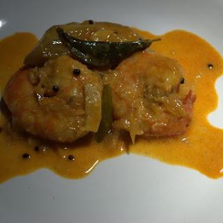 Prawn Curry.