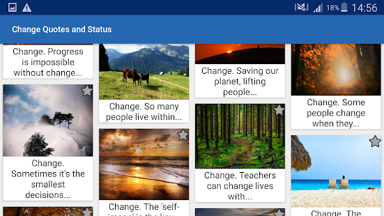 Download Change Quotes For PC Windows and Mac apk screenshot 8