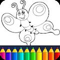 Animals: animal coloring book game download