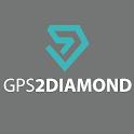 GPS Diamond icon