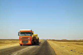 Photo: Long long trucks