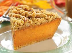 Maple Walnut Pumpkin Pie Recipe