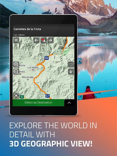 iGO Navigation screenshot 9