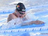 Fanny Lecluyse geeft forfait voor het EK zwemmen