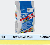 Ultracolor Plus Fogmassa 150 Yellow 5kg