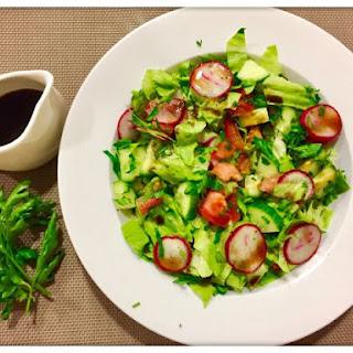 ~ Fattoush Salad ~