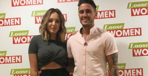 Charlotte Crosby buries the hatchet with Loose Women