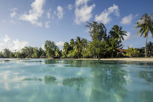 Visit pristine Rangiroa, an atoll northeast of Tahiti in French Polynesia, on a Ponant cruise.