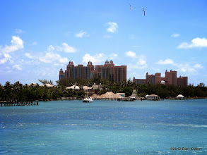 Photo: Atlantis from our ship.