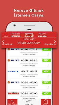 Biletall Otobüs and Uçak Bileti