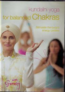Kundalini Yoga for Balanced Chakras - DVD med Gurutej