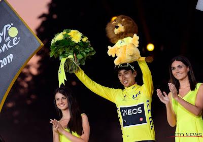 Clasica San Sebastian : Egan Bernal, récent vainqueur du Tour de France, emmènera la Team Ineos
