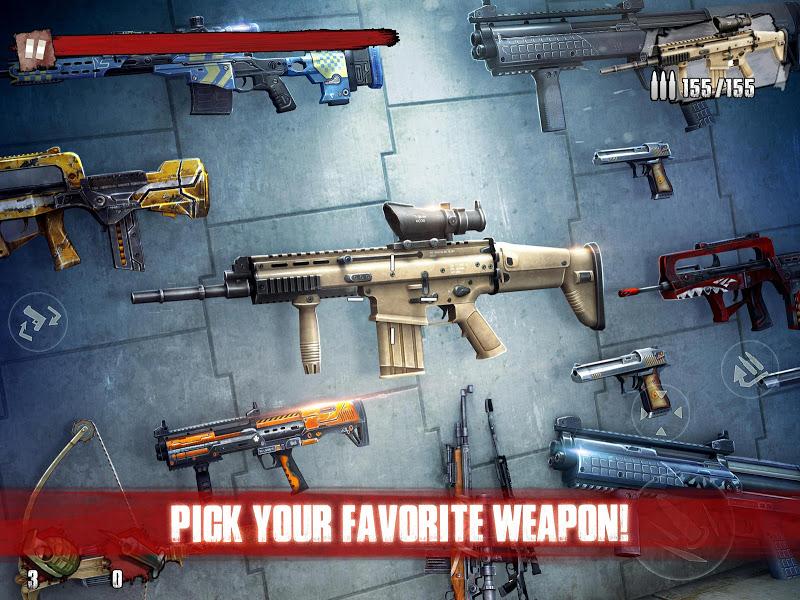 Zombie Frontier 3: Sniper FPS Screenshot 11