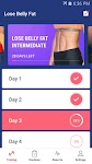 screenshot of Lose Belly Fat in 30 Days - Flat Stomach