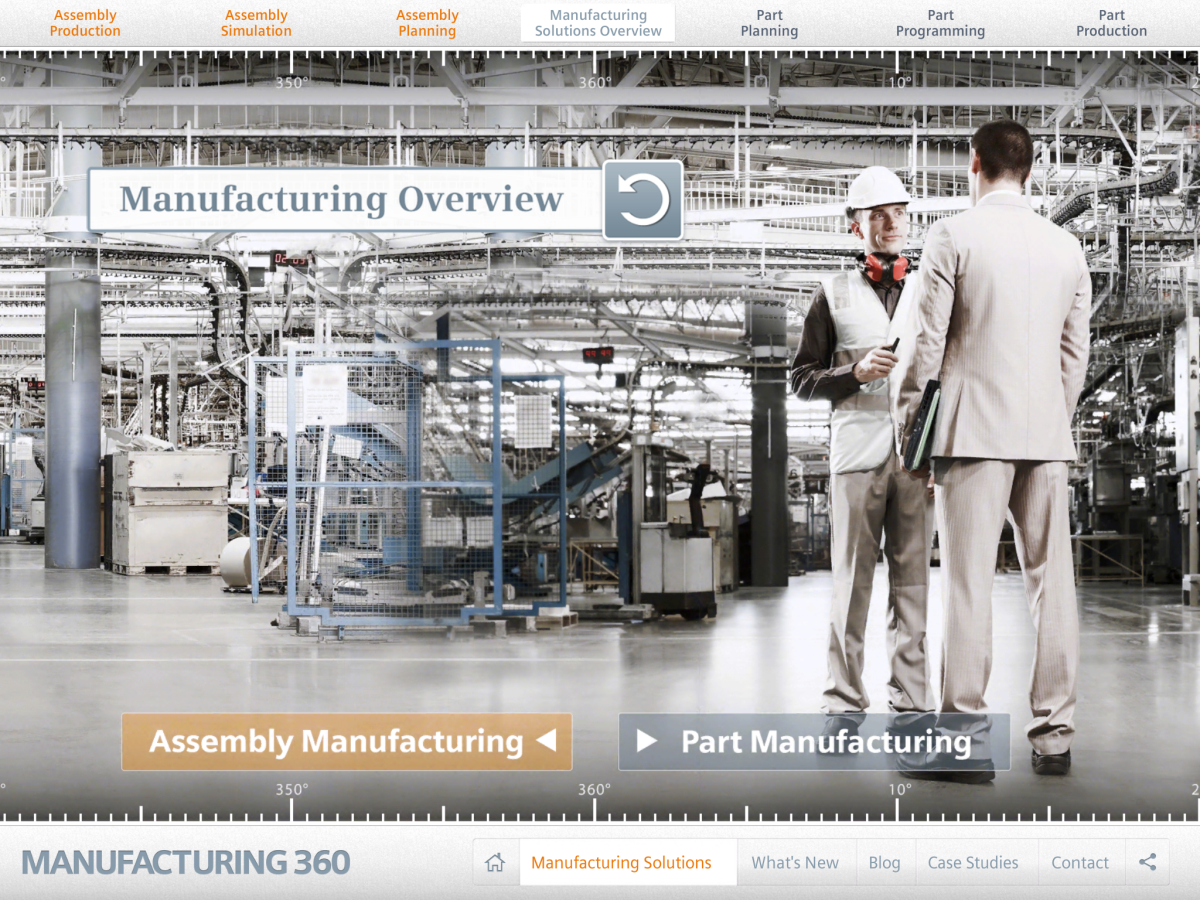 Manufacturing 360- screenshot