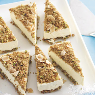 Frozen Baklava Cheesecake