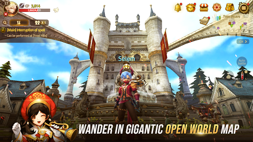 World of Dragon Nest (WoD) screenshot 1